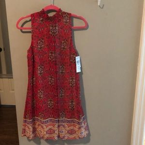 Brand new cute dress! Great for summer or fall!
